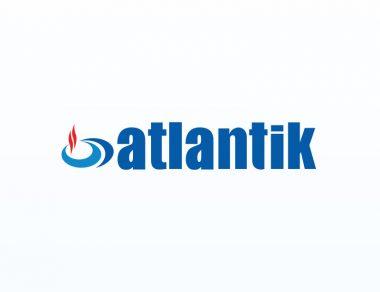 Atlantik Grup Logo Çalışması