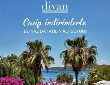 Divan Otel İnstagram Reklam Çalışması