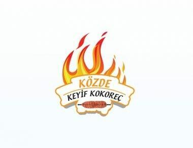 Közde Kokoreç  Logo Çalışması