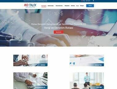 Rotax Denetim Web Sitesi