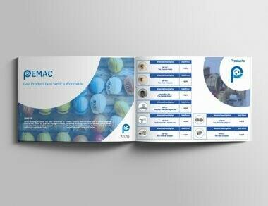 Pemac E-Katalog Çalışması